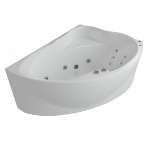 Ванна акриловая Акватек Альтаир 160 см