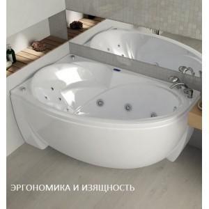 Ванна акриловая Акватек Бетта 160 см