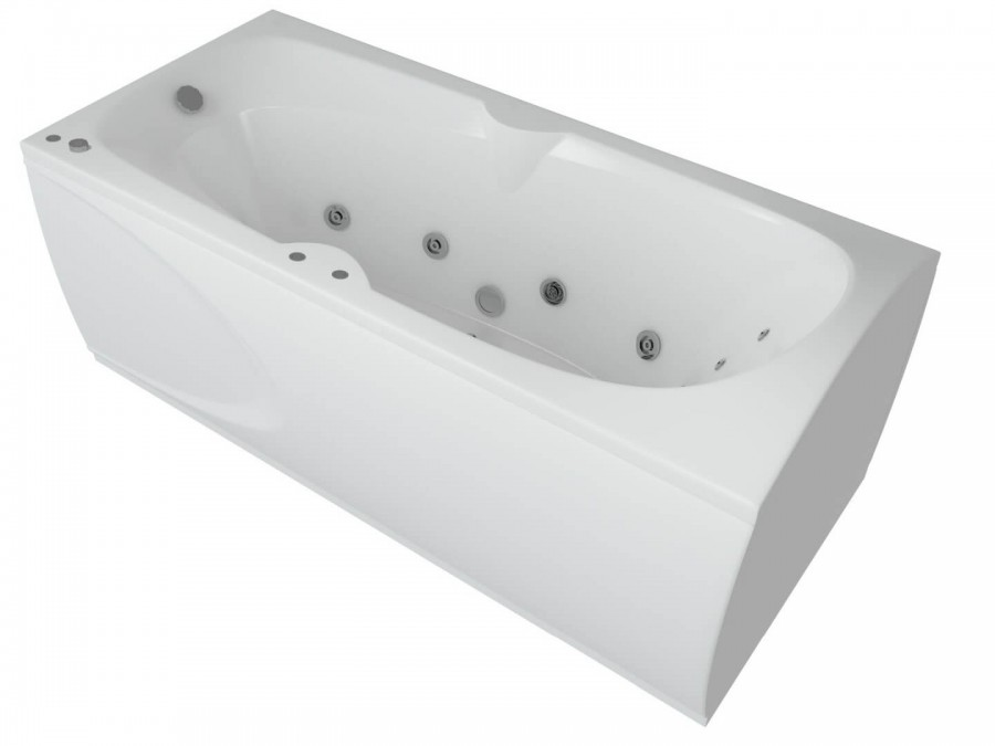 Ванна акриловая Акватек Европа 180 см