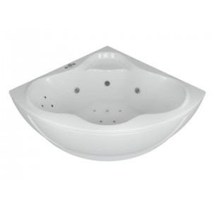 Ванна акриловая Акватек Галатея 135 см