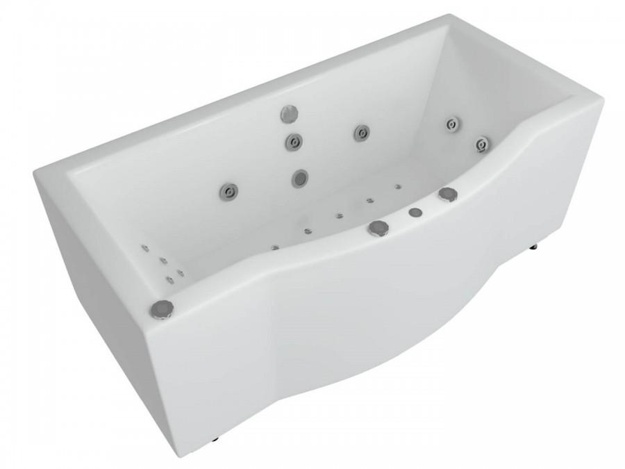 Ванна акриловая Акватек Гелиос 180 см