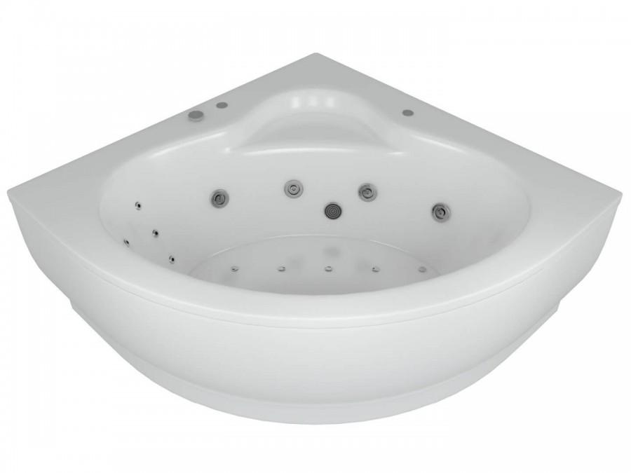 Ванна акриловая Акватек Калипсо 140 см