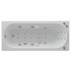 Ванна акриловая Акватек Лея 170 см
