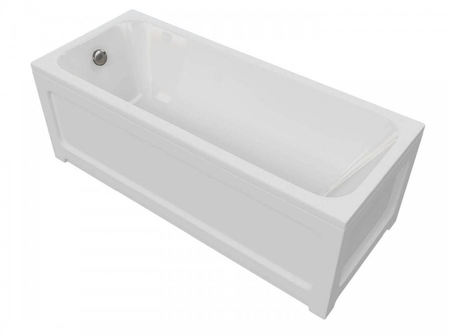 Ванна акриловая Акватек Мия 160 см