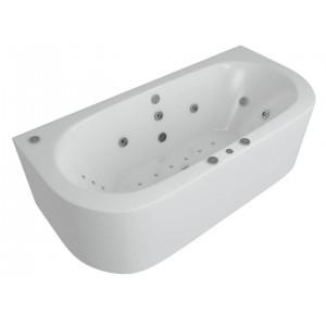 Ванна акриловая Акватек Морфей 190 см