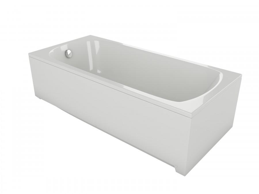 Ванна акриловая Акватек Ника 160 см