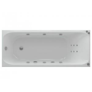 Ванна акриловая Акватек Альфа 150 см