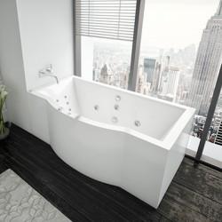 Как выбрать лучшую акриловую ванну?